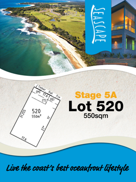 Lot 520 - Seascape Village