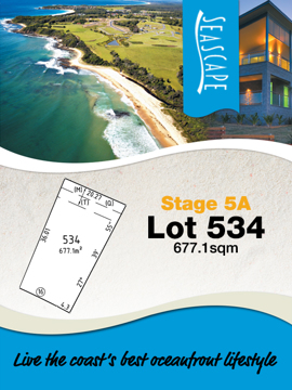 Lot 534 - Seascape Village