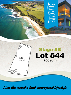 Lot 544 - Seascape Village